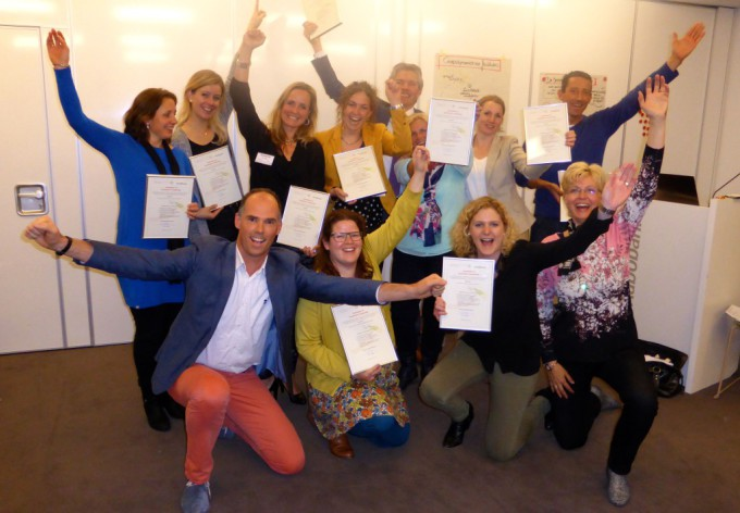 Rabobank certificaat Foundation of Facilitative Leadership